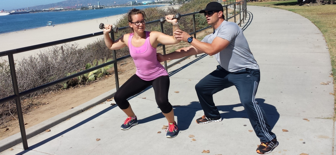 Long Beach Outdoor Personal Training