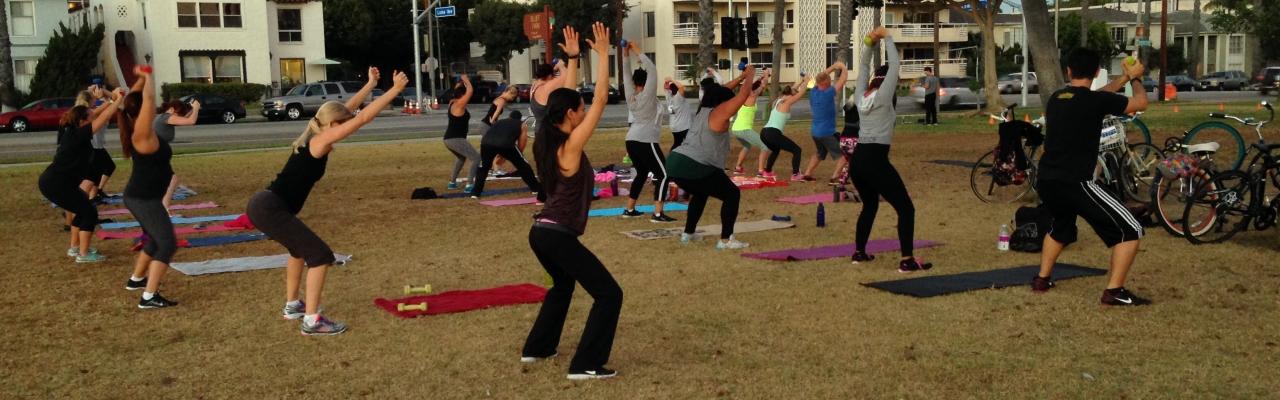 Long Beach CA Boot Camp - Long Beach Group Exercise Classes