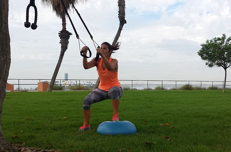 Long Beach CA Personal Trainer Trial Workout