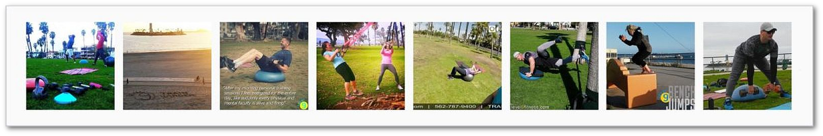 Personal Training in Long Beach California - Pics