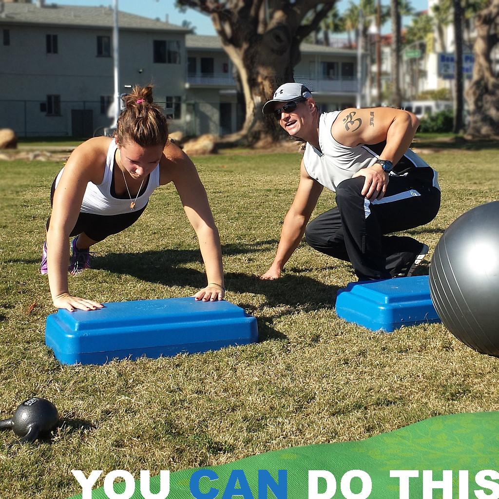 Long Beach Personal Trainer - Level 9 Personal Training