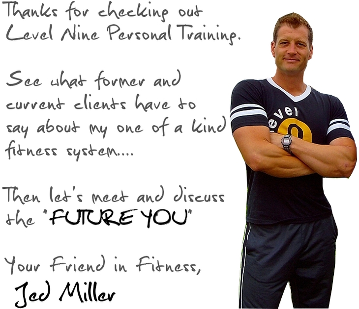 Long Beach Personal Trainer Jed Miller