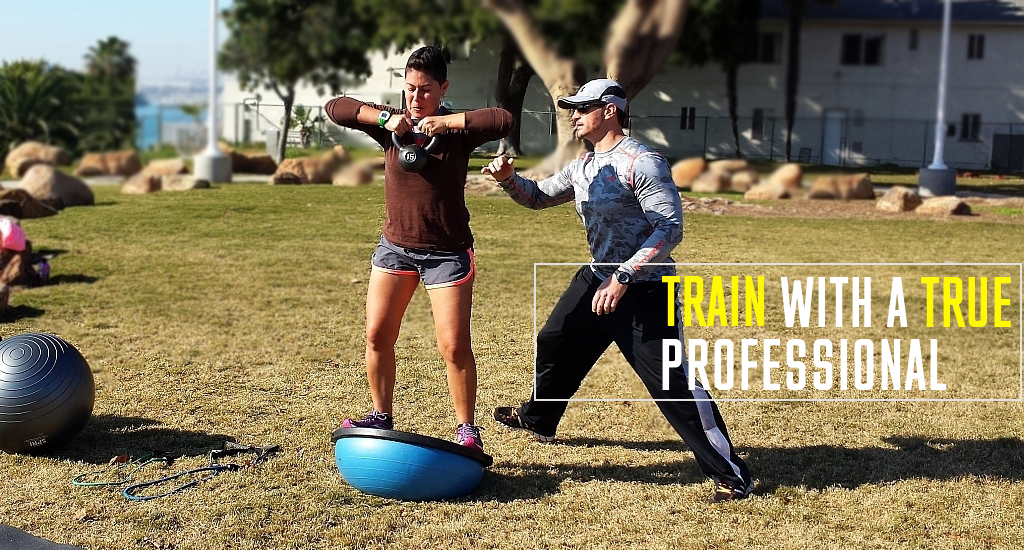 Outdoor Personal Trainer Long Beach CA