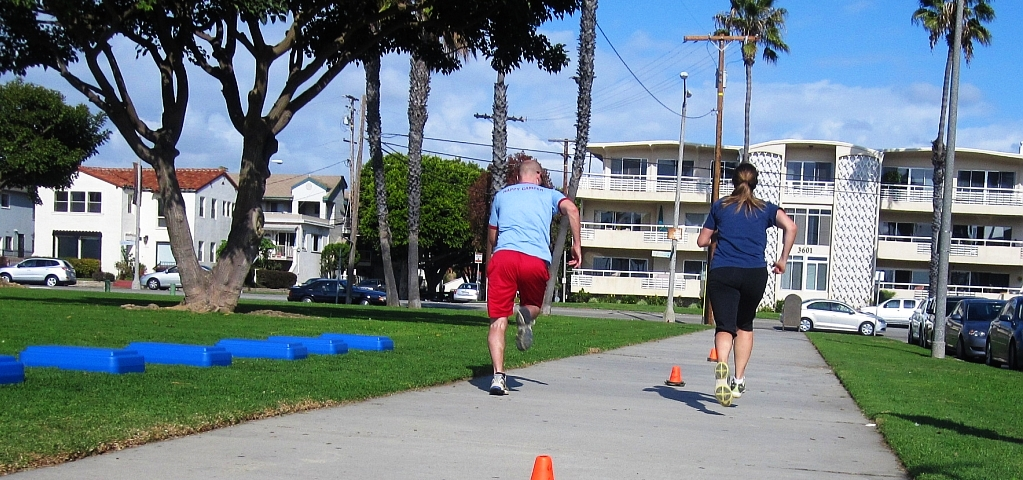 Partner Fitness Training - Long Beach CA
