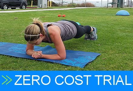 Long Beach Personal Trainer Free Trial