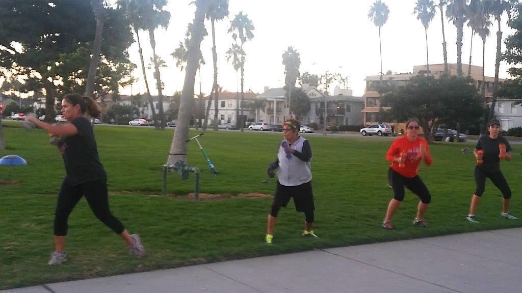 Boot Camp Bluff Park Long Beach CA