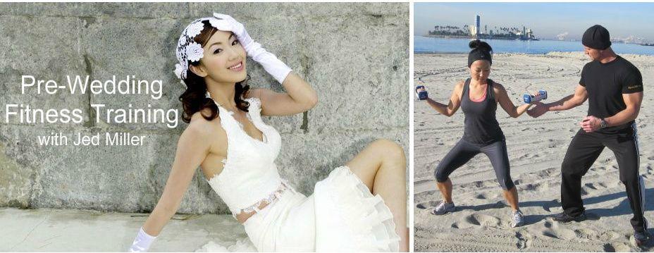 Pre-Wedding Personal Training - Long Beach CA