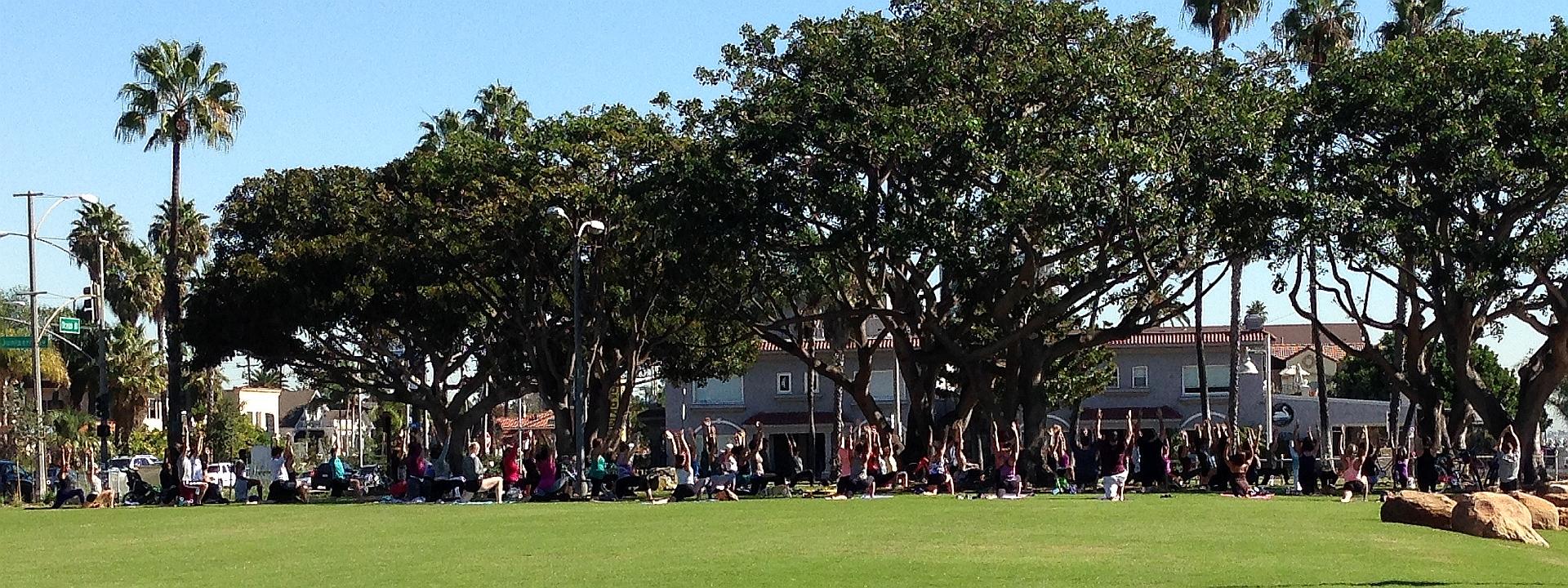 Free Yoga Long Beach - Free Yoga on the Bluff