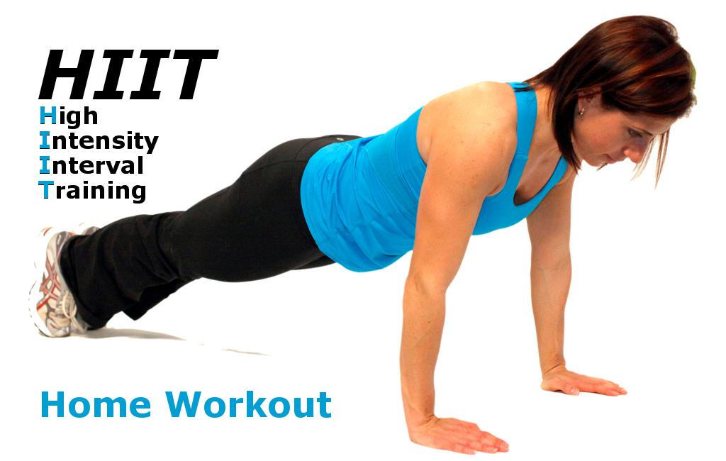 HIIT Pyramid - High Intensity Interval Training