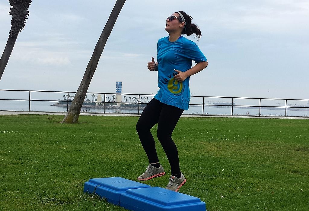 Basic HIIT Workout - Long Beach CA