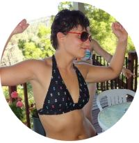 Heidi B Personal Training Client