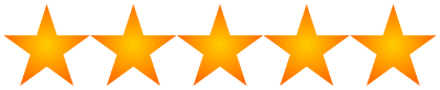 5 Star Ratings