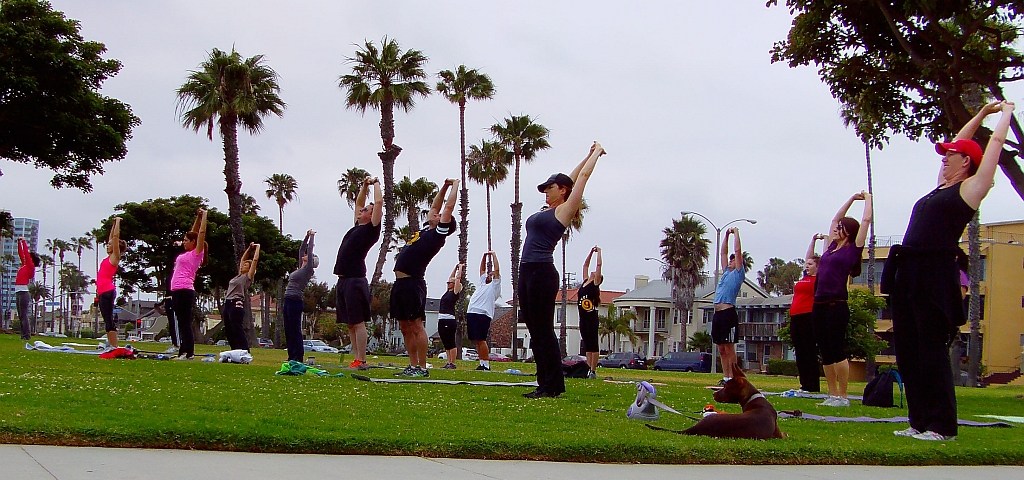 Boot Camp Long Beach CA