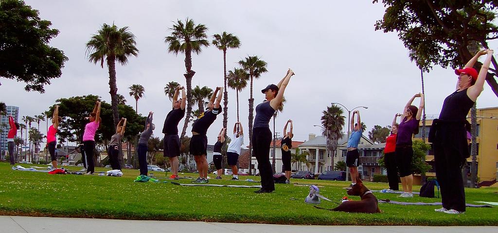 Boot Camp Long Beach CA