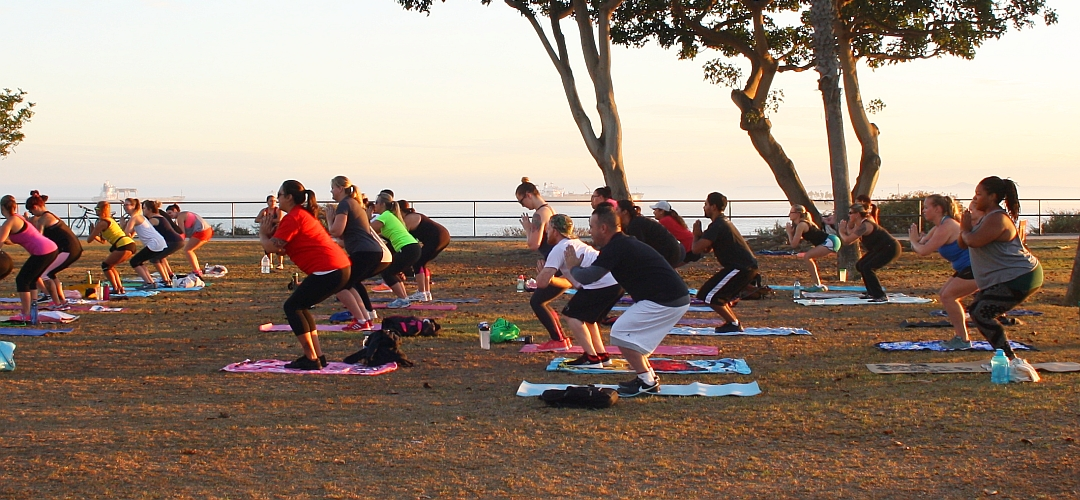 Long Beach CA Boot Camp - Long Beach Group Exercise Classess