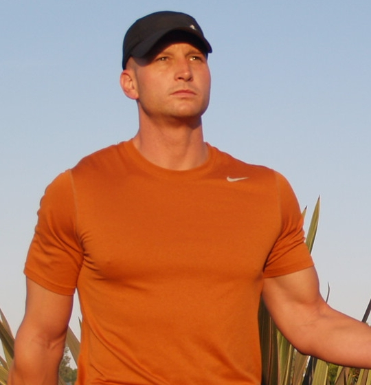 Long Beach Muscle Confusion Personal Trainer Jed Miller