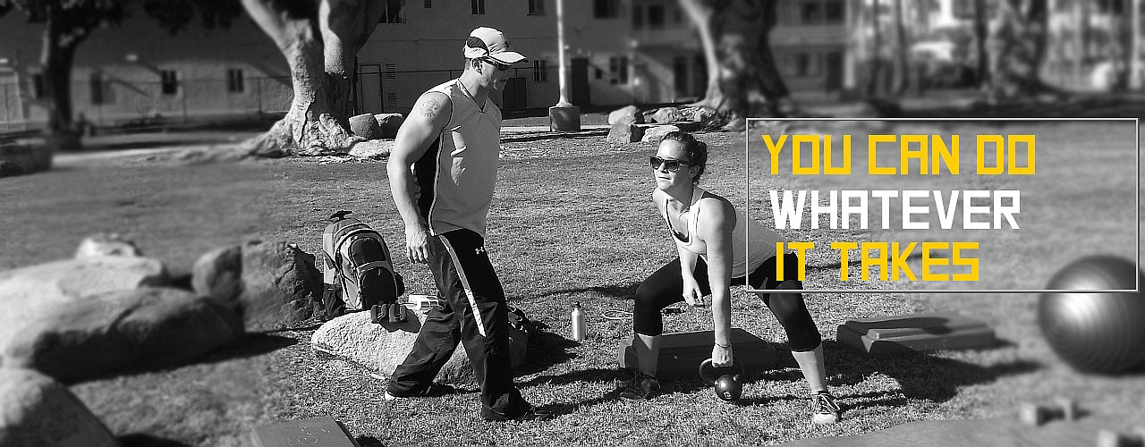 Long Beach Personal Trainer Services