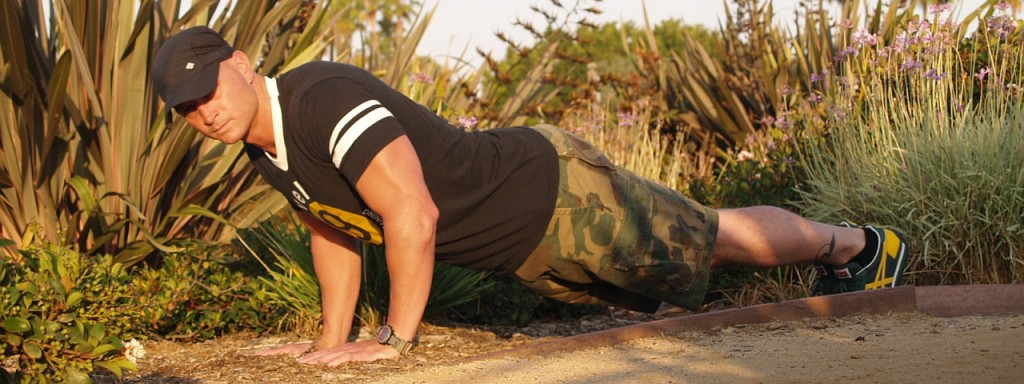 Bodyweight Exercises - Jed Miller - Long Beach Personal Trainer