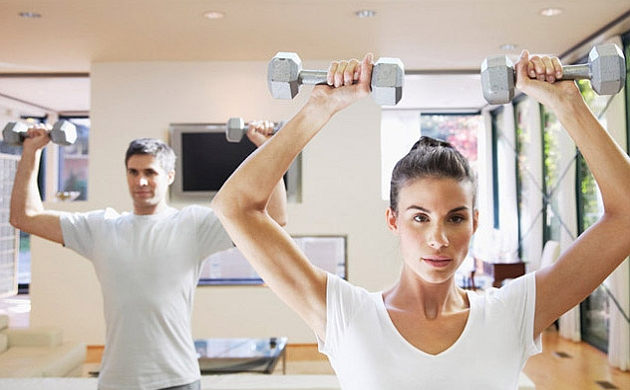 In-Home Personal Training - Long Beach CA