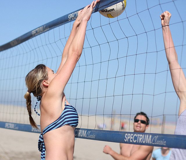 Long Beach Volleyball