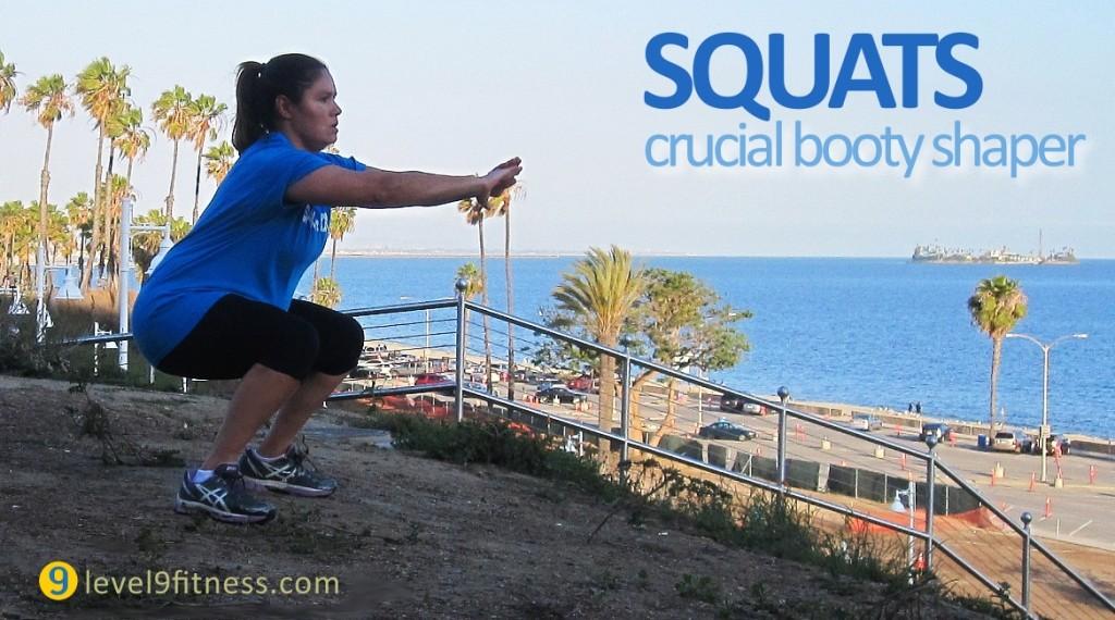 Best Butt Lifter Exercise - Squats