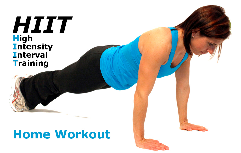 HIIT Pyramid - High Intensity Interval Training