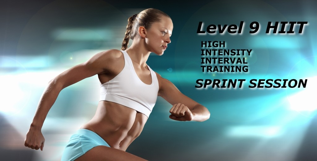 HIIT Running - High Intensity Interval Training