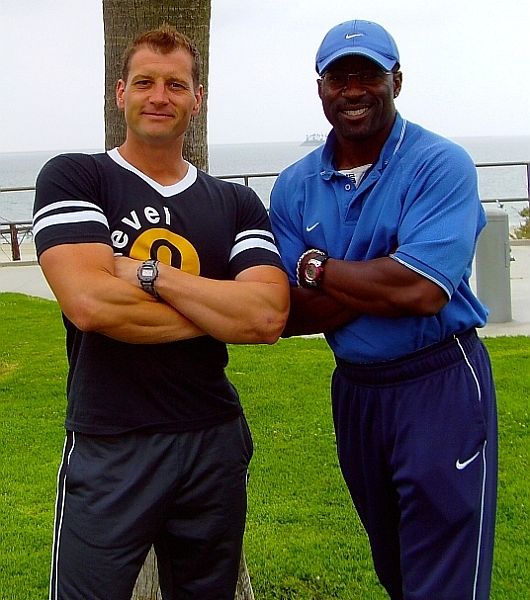 Jed Miller & Maurice Williams - Long Beach Personal Trainers