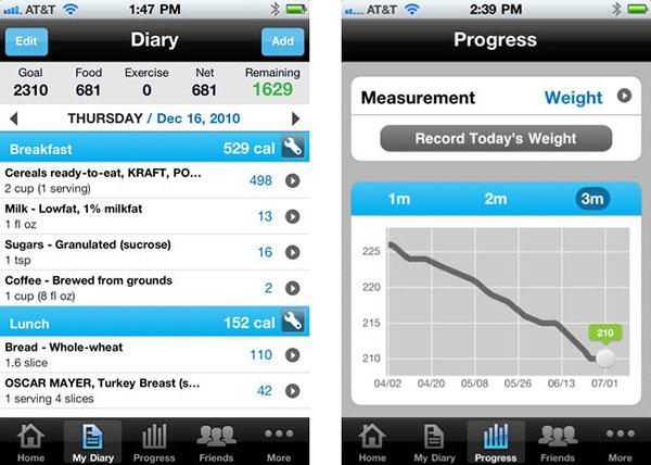 Food Journal App