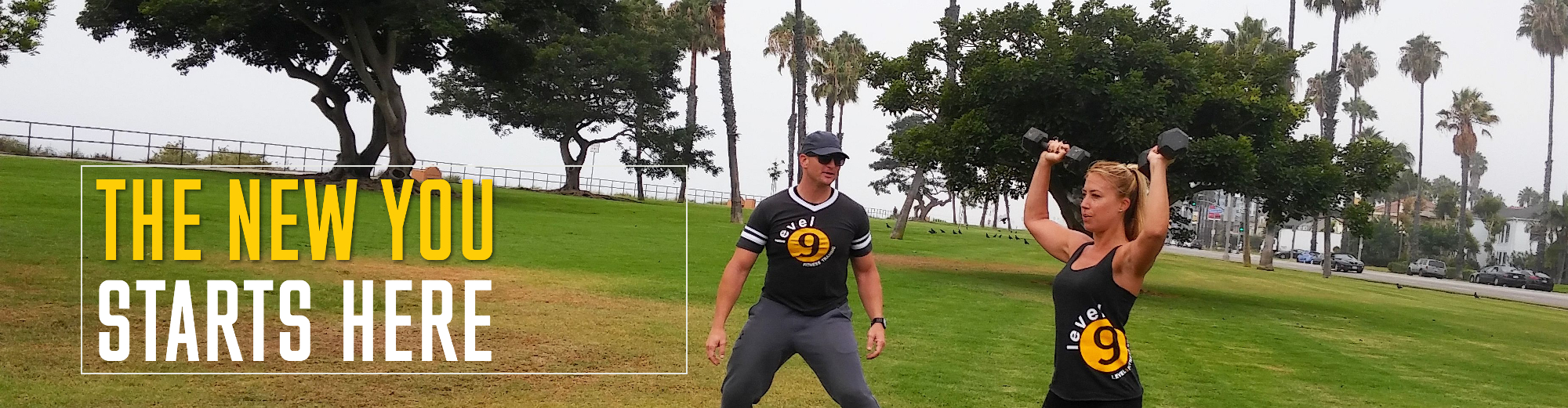 Personal Trainer in Long Beach CA   Level 9 Fitness