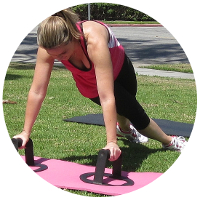 Amy L Personal Training Client