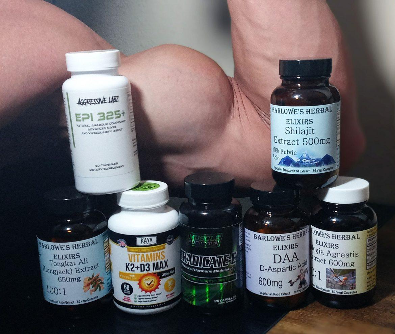 Best Natural Testosterone Boosting Supplements for Men